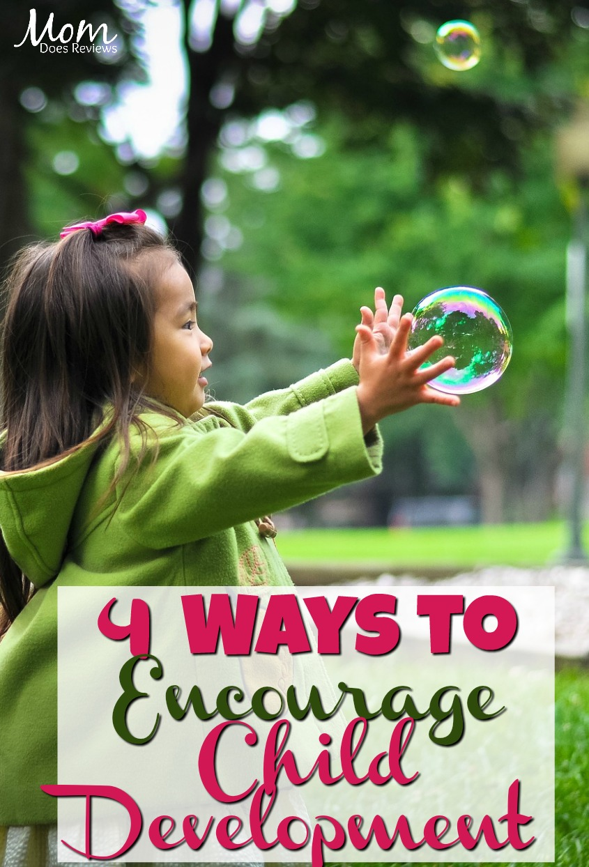 4 Ways to Encourage Your Child's Development in Their Early Years #parenting #education #childdevelopment