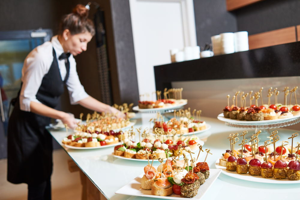 Why You Should Hire Food Catering Services -