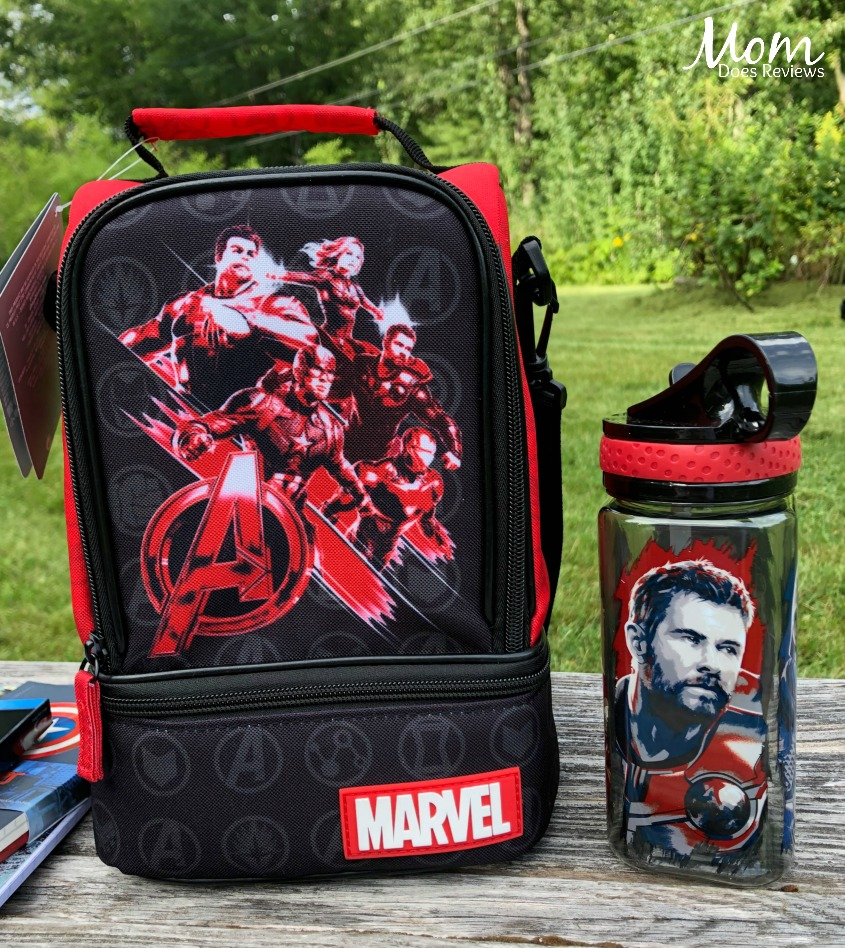 Go Back to School with Avengers: Endgame Backpack and More! #Back2School19 #AvengersEndgame