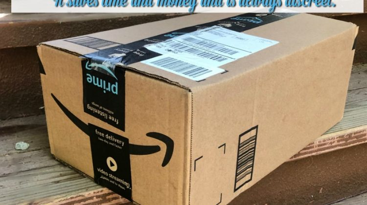 Make Your Life Easier- Get Depend products from Amazon Subscribe and Save!