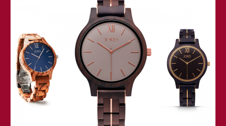 #Win $190 Gift Code to JORD Wood Grain Watches! Open to US/CAN, ends 8/31
