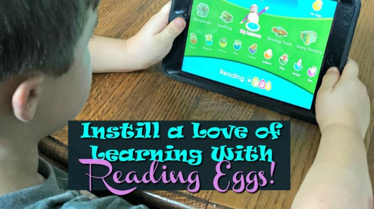 Reading Eggs Will Help Your Child Develop a Love For Learning #Back2School19