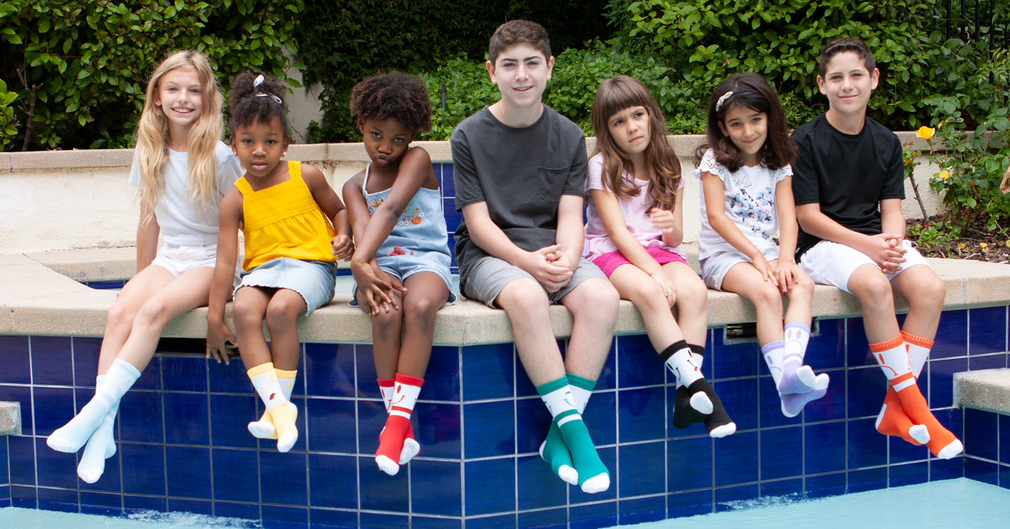 #Win SMILE! SOX™ 6-Expressions Assortment! US, ends 8/27
