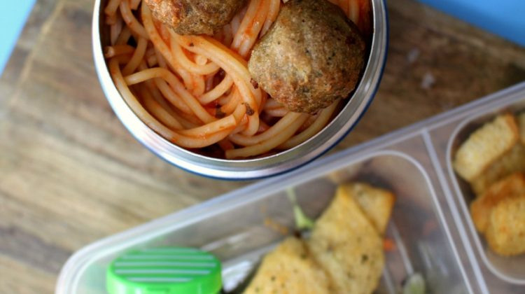 5 Fun and Easy School Lunches! #Back2School19