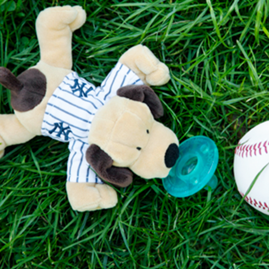 Giveaway for a Limited Edition MLB WubbaNub