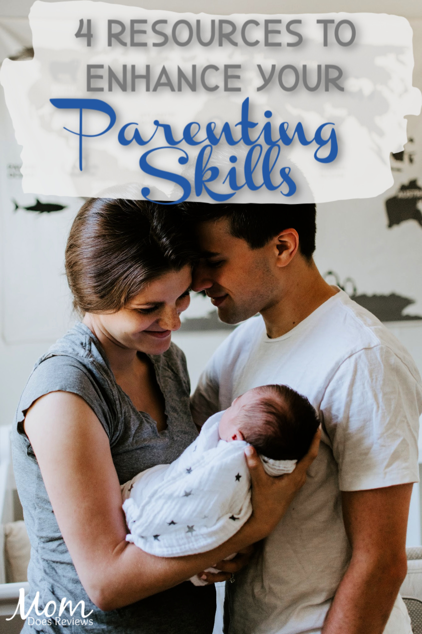 4 Resources to Enhance Your Parenting Skills #parenting #babies #mom #dad