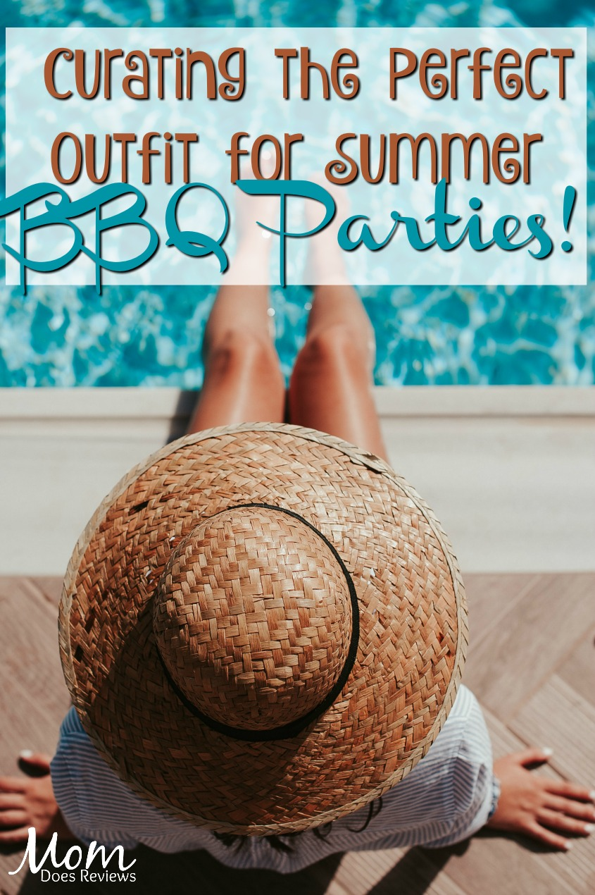 Stylish Comfort: Curating the Perfect Outfit for Your Summer BBQ Parties! #fashion #style #outfit