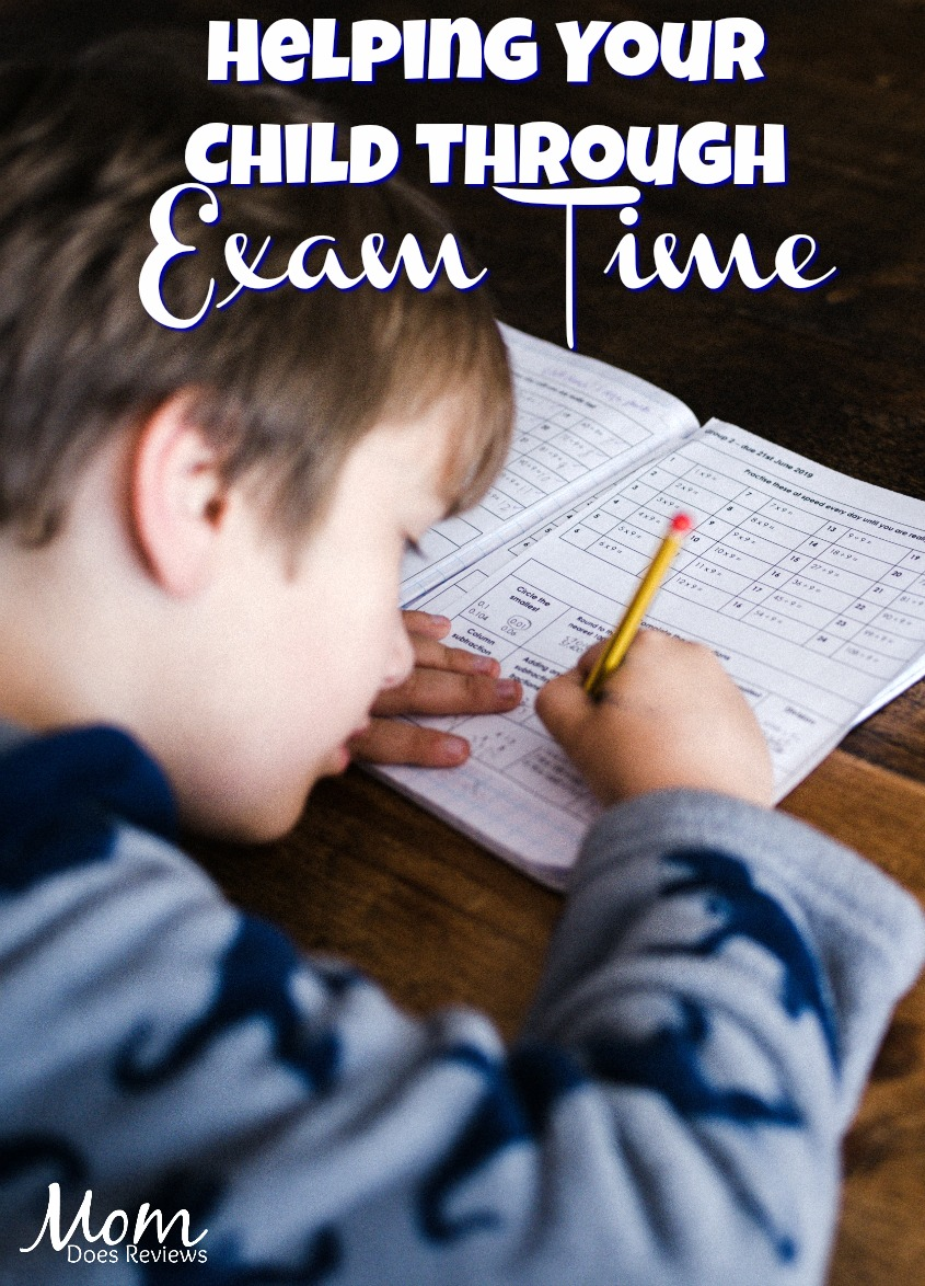 Helping Your Child through Exam Time #education #parenting #exams