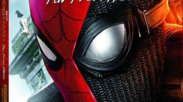 Spider-Man: Far From Home on Digital 9/17 & on 4K Ultra HD Blu-ray™ & DVD 10/1 #SpiderManFarFromHome