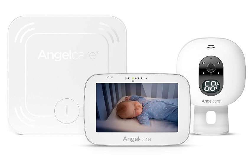 Angelcare Baby Breathing Monitor & Wishing Pixies Bring Awareness To Children's Health Month
