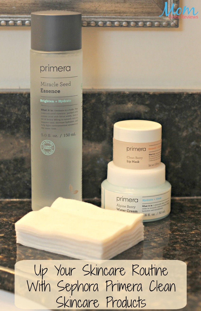 Up Your Skincare Routine With Sephora Primera Clean Skincare Products