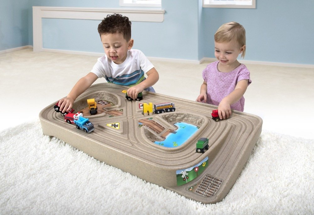 Win Simplay3 Carry and Go Track Table