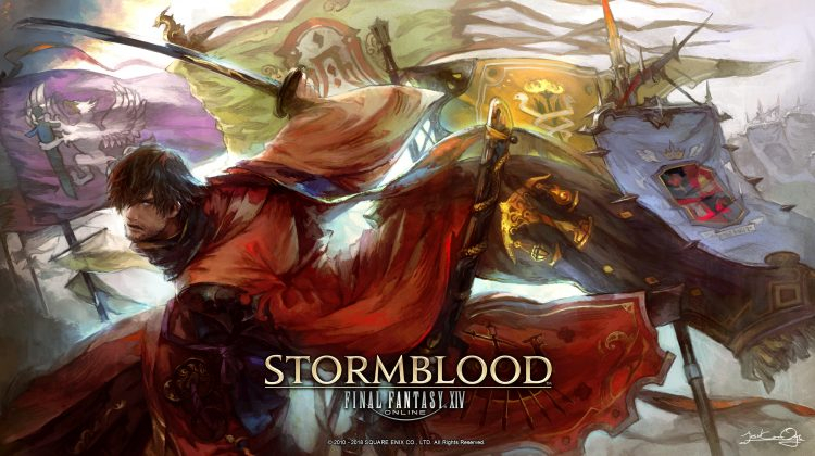 The Best Role to Get in Final Fantasy XIV Stormblood Game