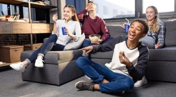 3 Teen-Approved Suggestions for Remodeling Your Basement