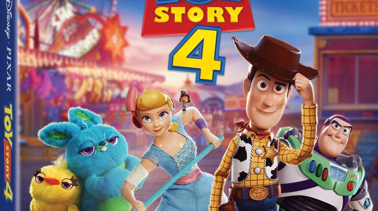 #Win Toy Story 4 on Blu-Ray! US, ends 10/11 #ToyStory4