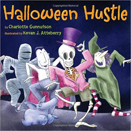 Not too Spooky Halloween Books for Kids!