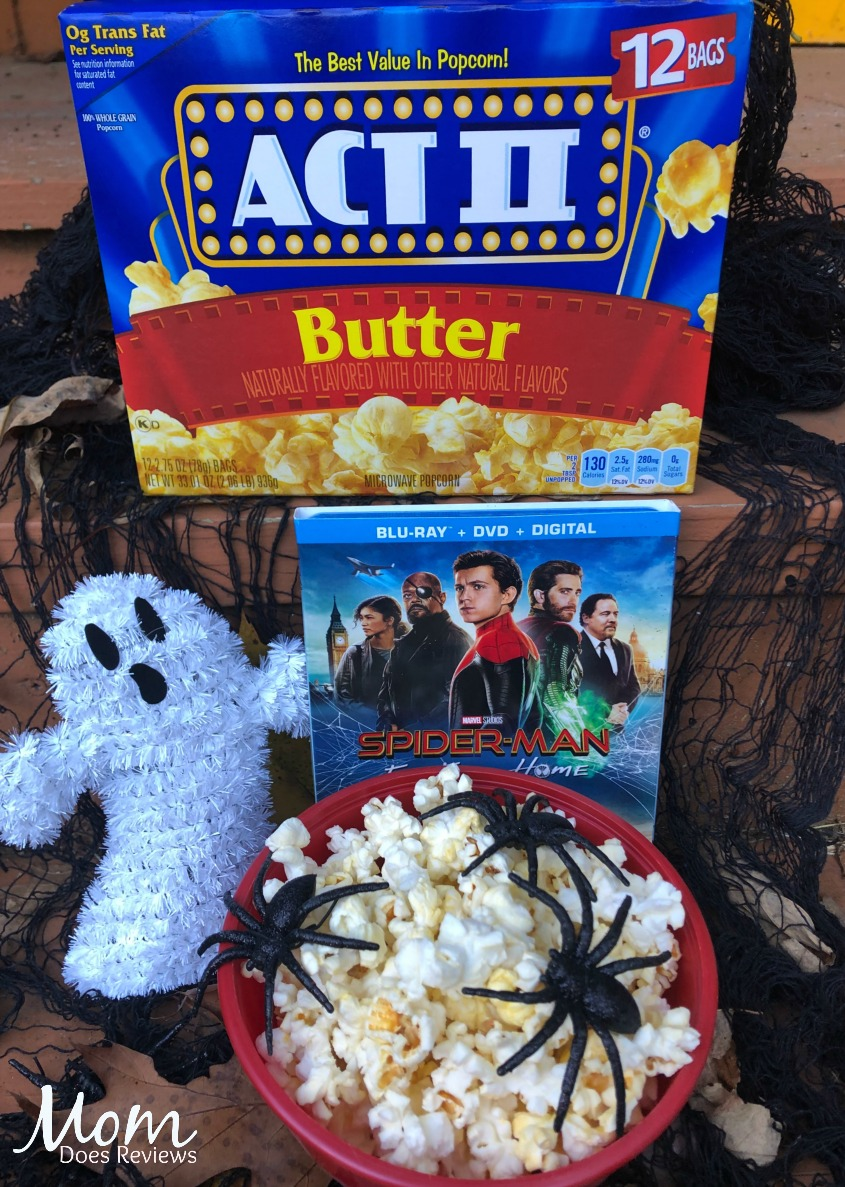 Host an At-Home-Movie Night #ad Get it your ACT II Popcorn at Walmart here: shpp.in/1k0wtntsi