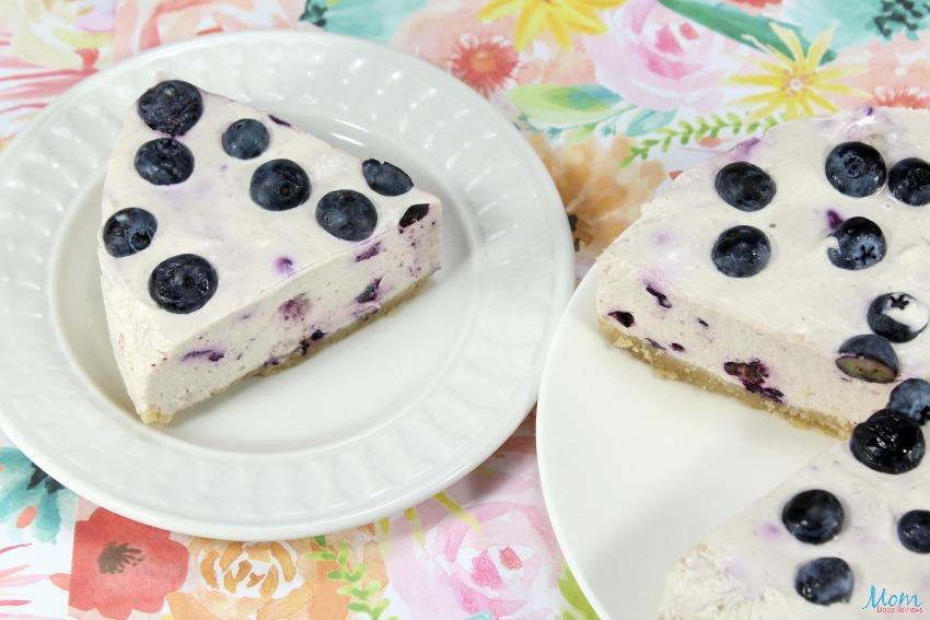 Blueberry No Bake Cheese Cake Recipe
