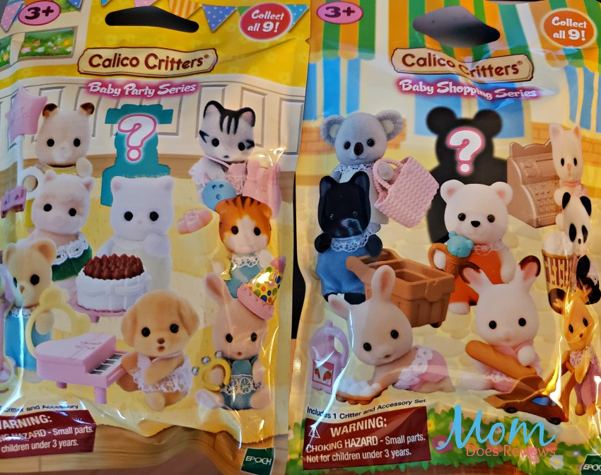 Light Up the Creative Side in Your Child with Calico Critters