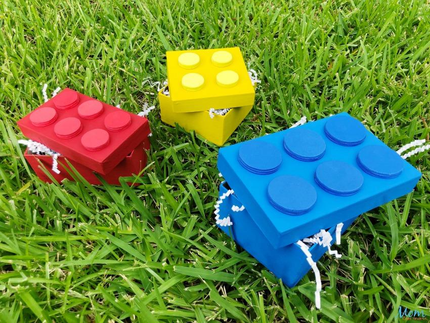 DIY LEGO Brick Boxes Tutorial