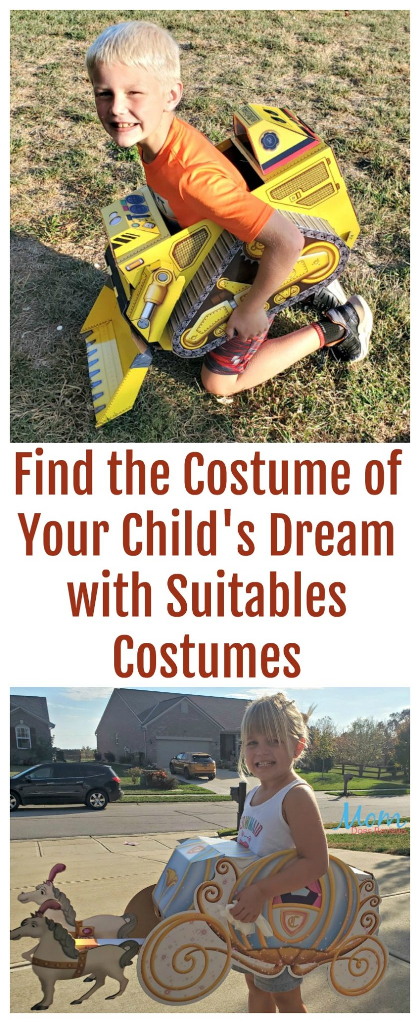 Find the Costume of Your Child's Dream with Suitables Costumes