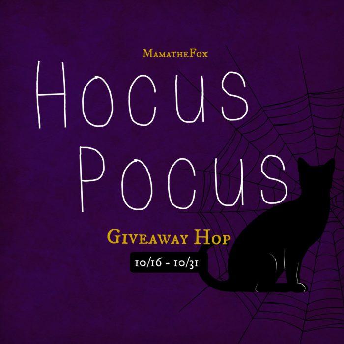 Hocus Pocus giveaway hop