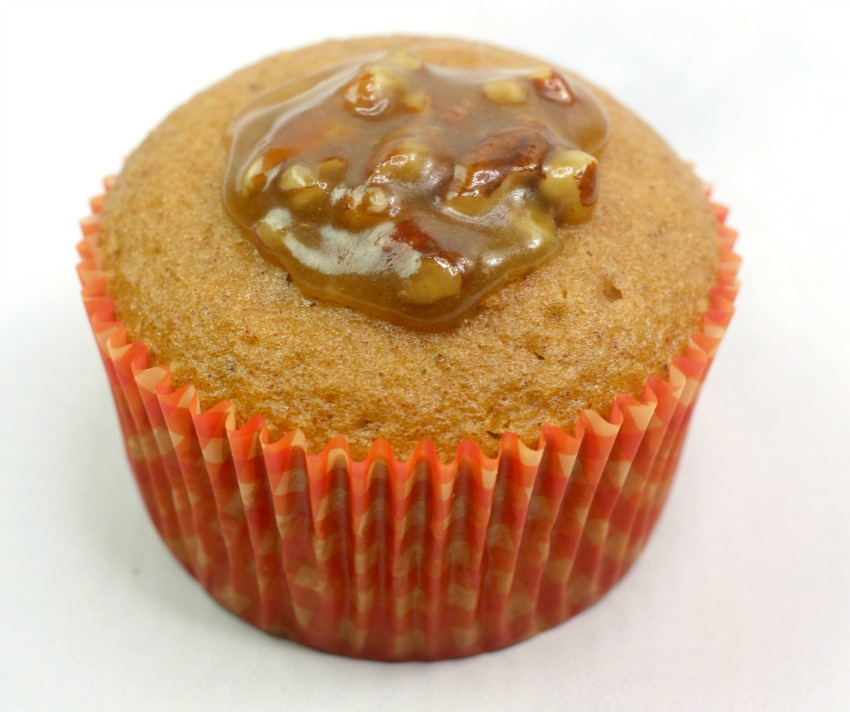 Pecan Pie Cupcakes Recipe process