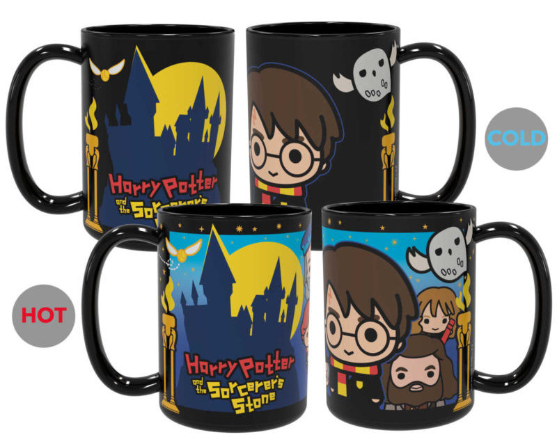 Celebrate the Magic of Harry Potter with Zak Designs #MegaChristmas19