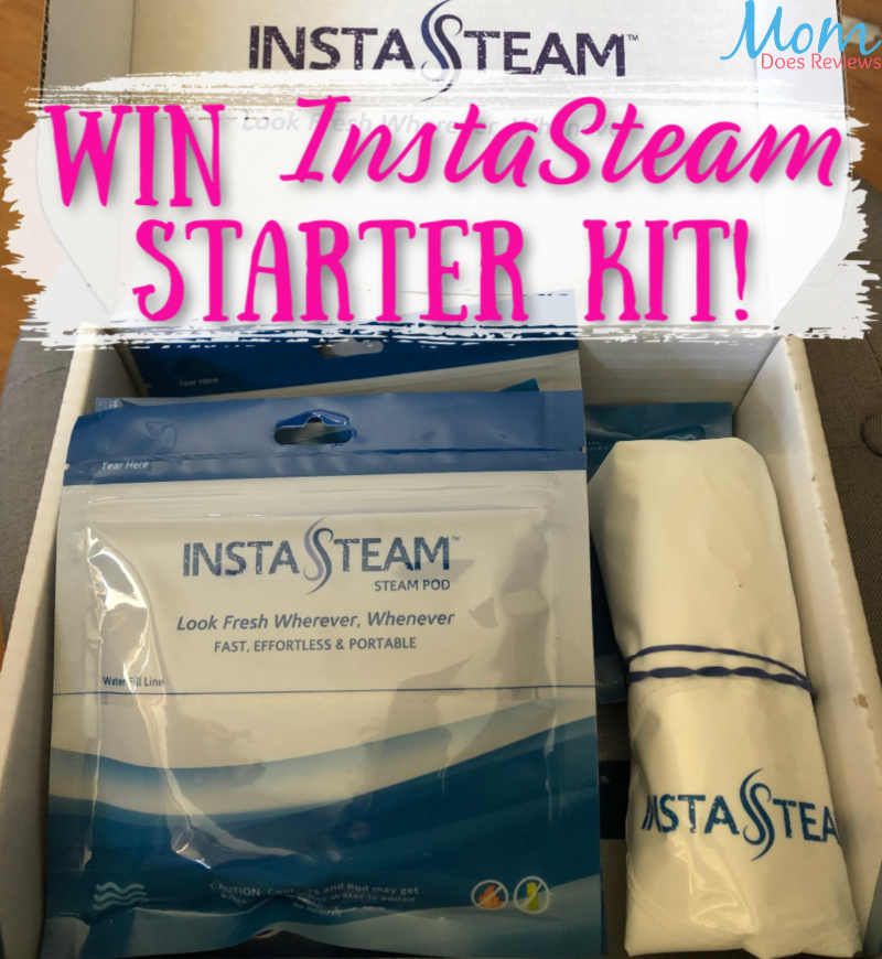 #Win InstaSteam Starter Kit! US ends 10/24