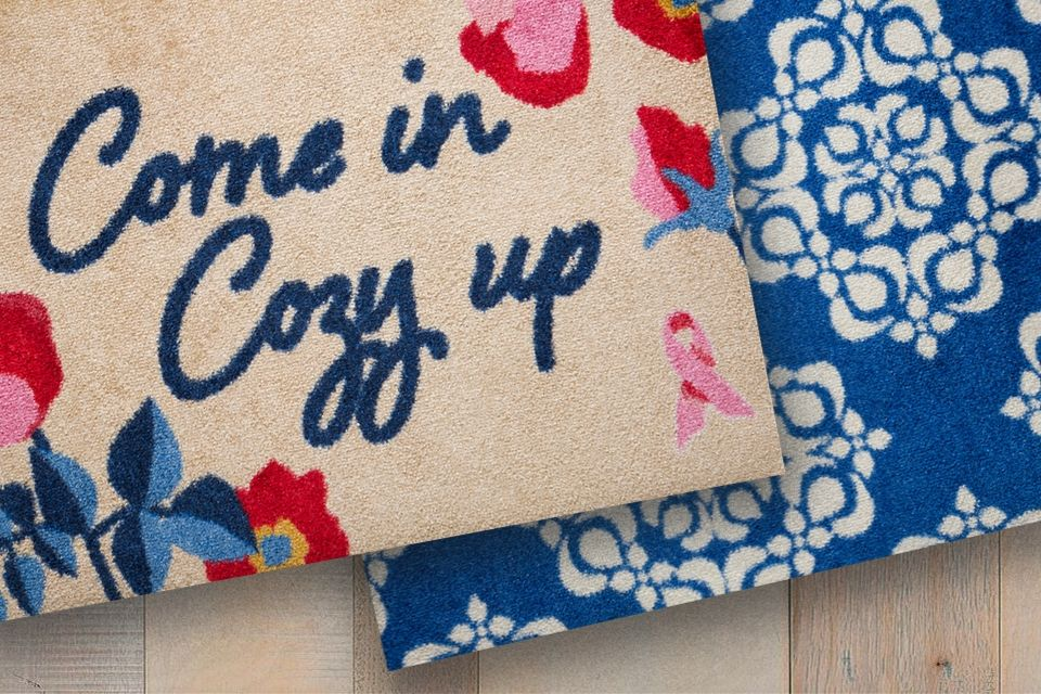#Win a 2019 Welcome-A-Cure Rug of choice- US , ends 10/16