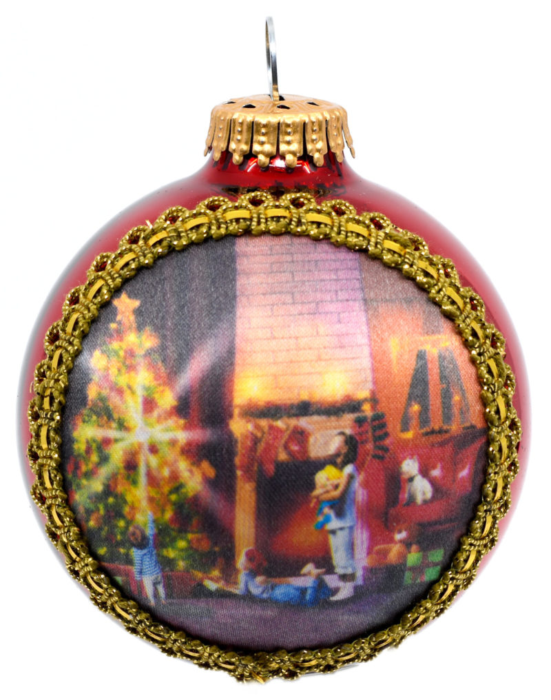 The Magic Christmas Ornament Collection