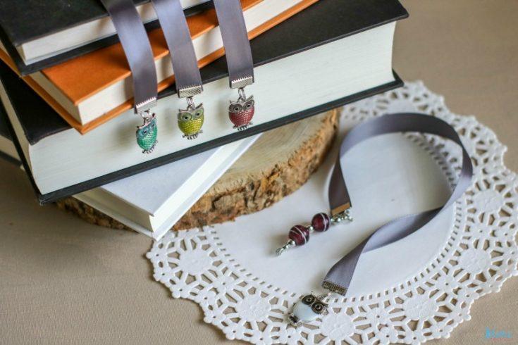 eaded Ribbon Bookmarks Craft