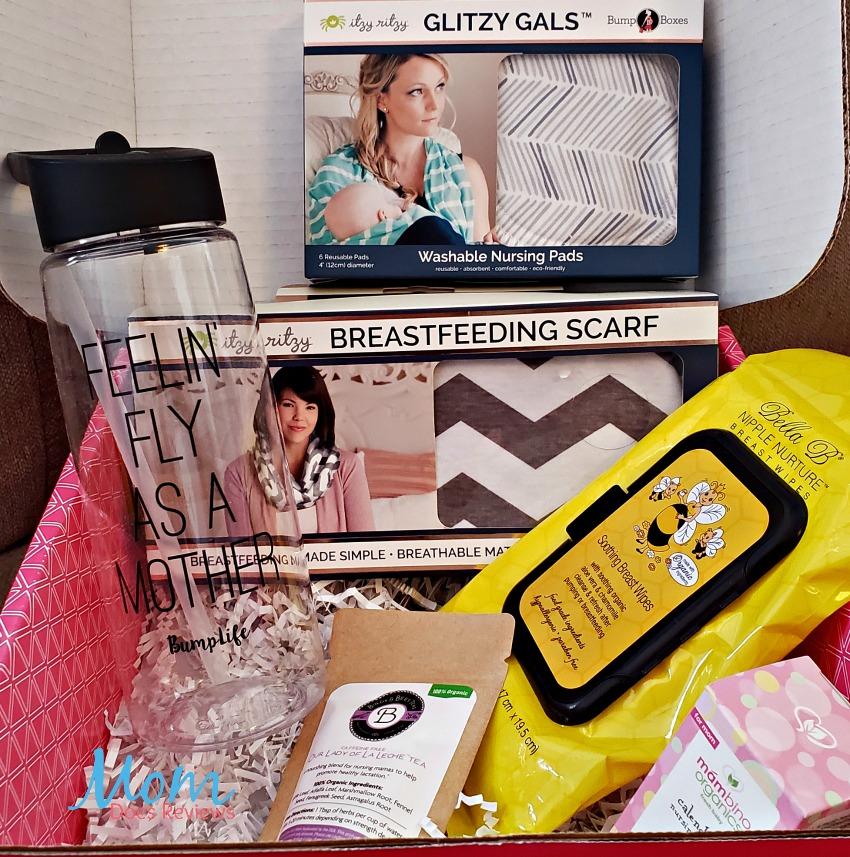 The Breastfeeding Box