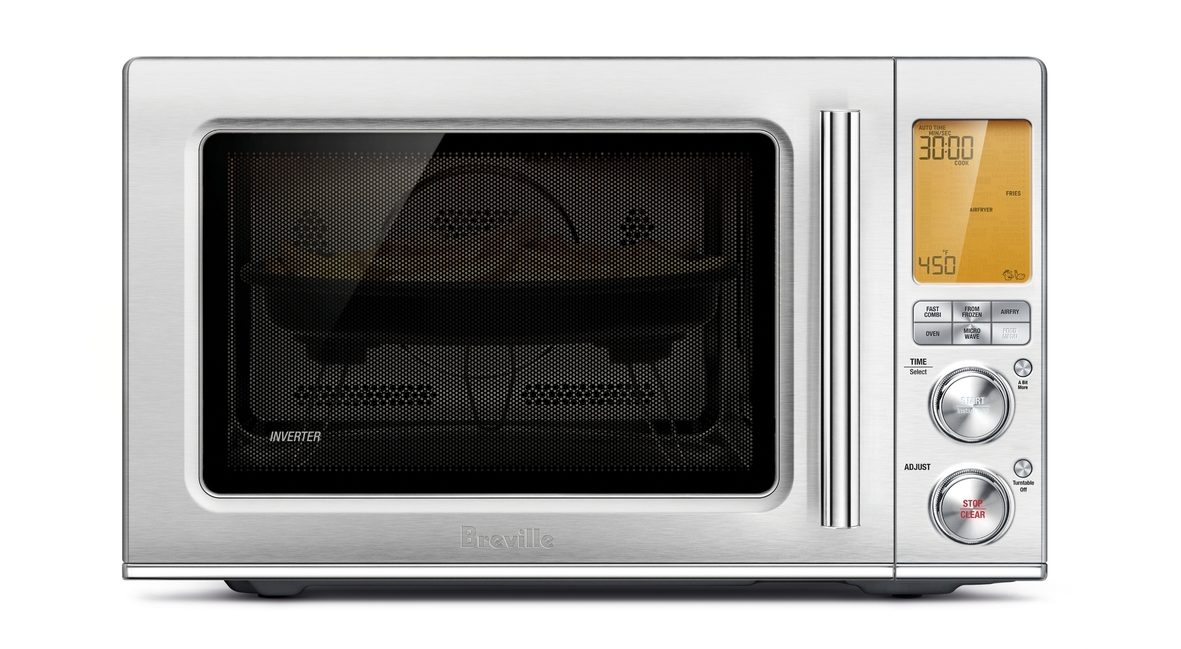 The Breville Combi Wave 3-in-1 Microwave- Makes Cooking Fun in only 1 Appliance! #BestBuy