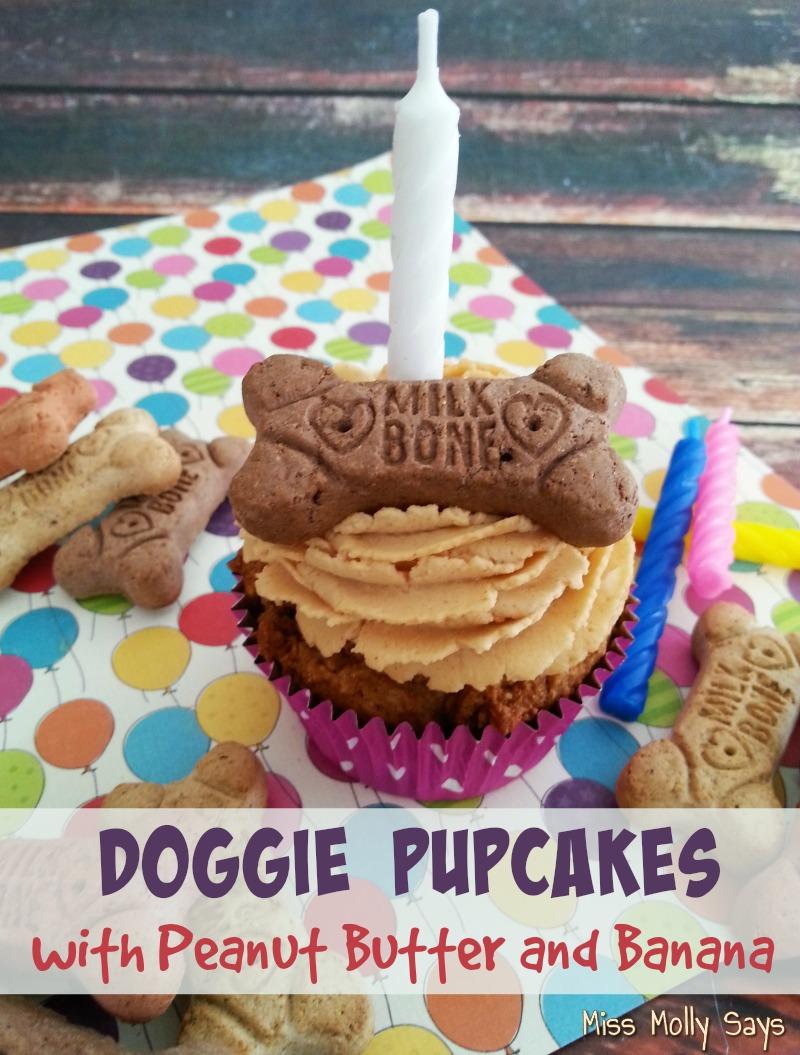 Doggie Pupcakes