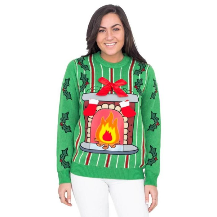 Enter to #Win an Ugly Christmas Sweater from TVStoreOnline. com