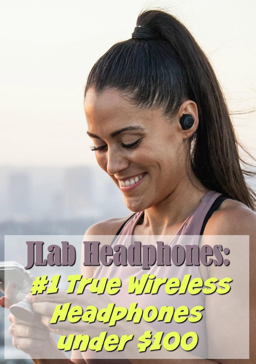 JLab Headphones: #1 True Wireless Headphones under $100 #FINDYOURGO #MegaChristmas19 #ad #bestbuy