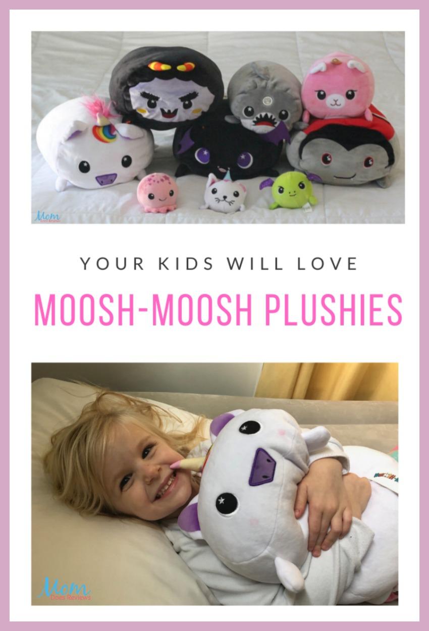 Your Kids Will Love Moosh-Moosh Plushies