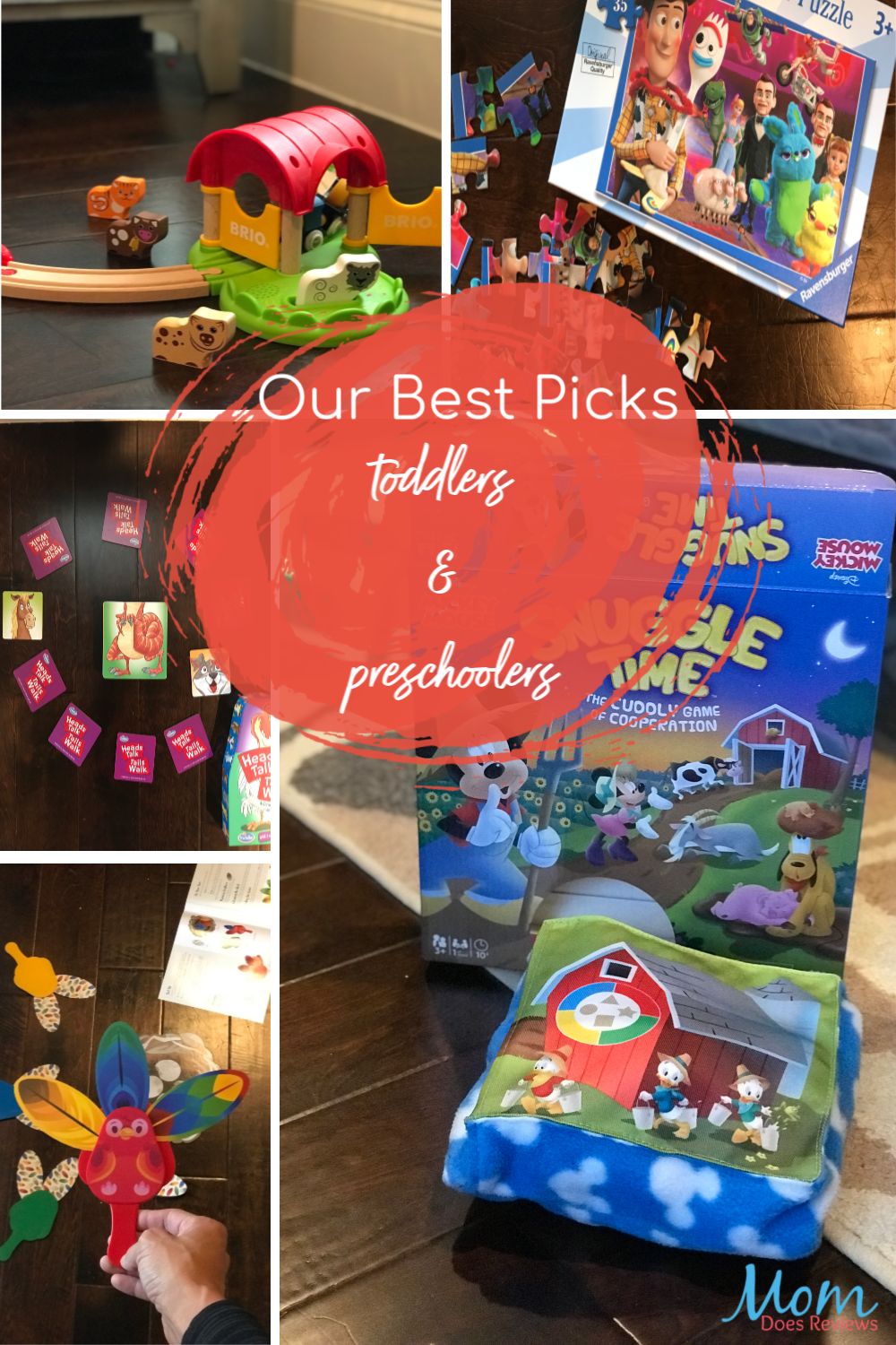 Best Bets for Toddlers & Preschoolers This Christmas #MegaChristmas19