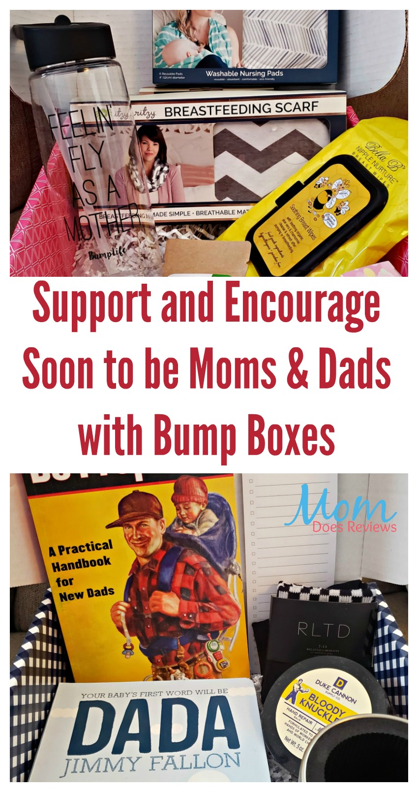 Support and Encourage Soon-to-be Moms and Dads