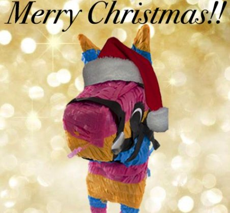 #Win A NIPYATA Merry Classy Candy Pinata! US ends 11/15