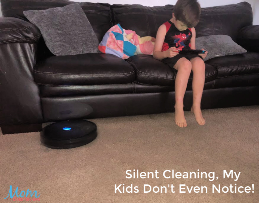 This Budget-Friendly Dser RoboGeek 20T Robot Vacuum Cleaner Makes Life Easier