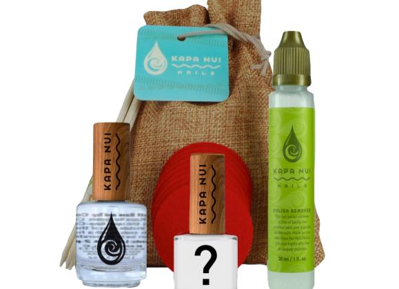 Kapu Nui Nails Starter Kit #giveaway 2 Winners
