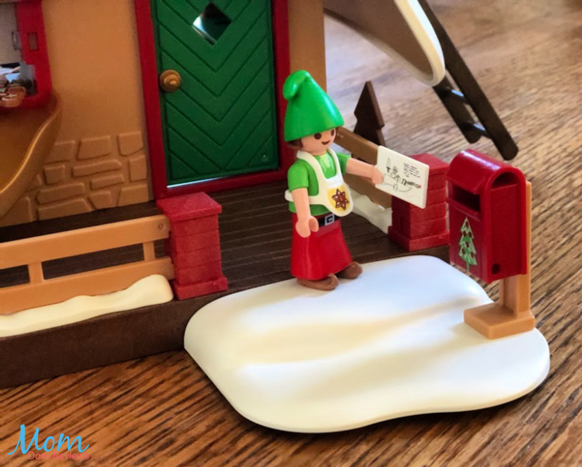 Christmastime Fun With PLAYMOBIL Advent Calendar and Christmas Bakery Toys