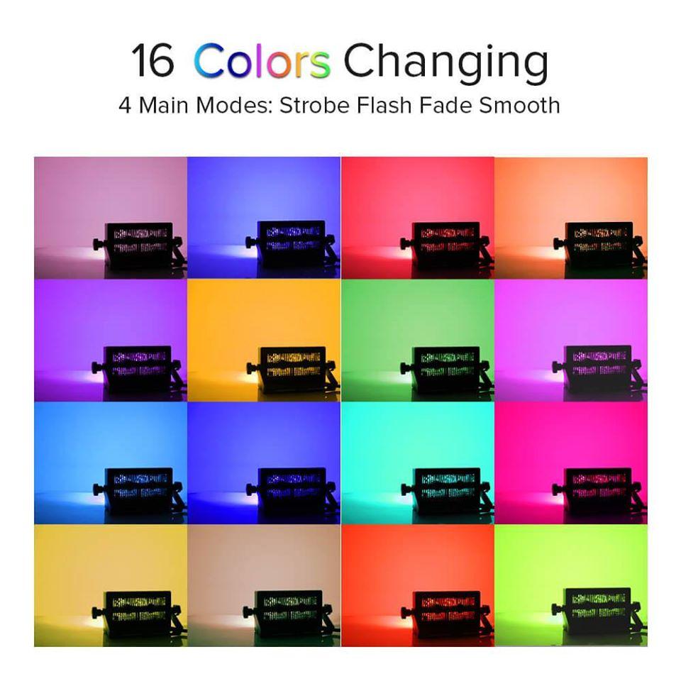 SGLEDS color choices
