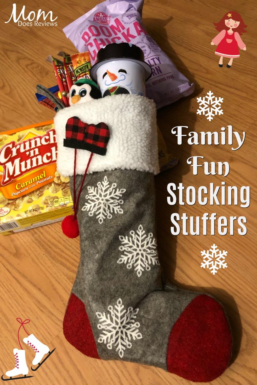 Family Fun Slim Jim Christmas Stocking