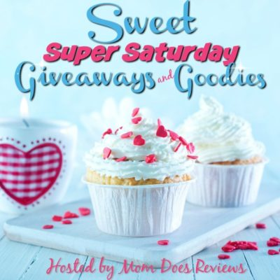 Sweet Super Saturday Giveaways and Goodies