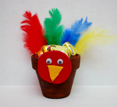 Talkin' Turkey...Thanksgiving Favors