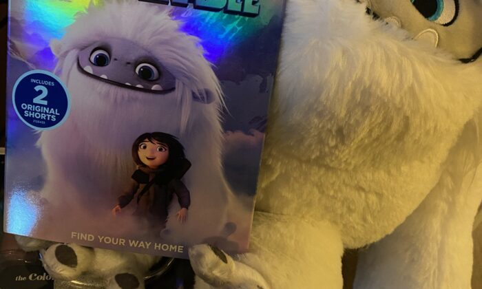 Enter to #Win an ABOMINABLE DVD/Plush Toy Combo #Abominable
