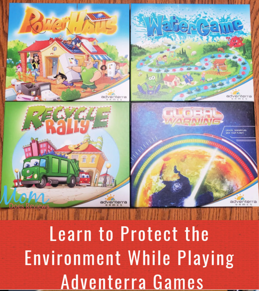 Learn to Protect the Environment While Playing with Adventerra Games